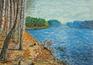031-pastel_papier-brzozowy_las-35x25cm