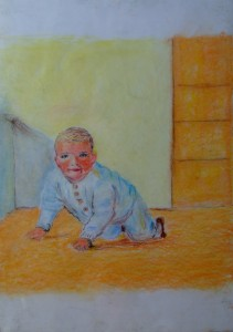 044-pastel_papier-dziecko-35x25cm