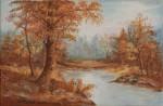 059-olejny_plotno-pejzaz_jesienny_nad_woda-20x30cm