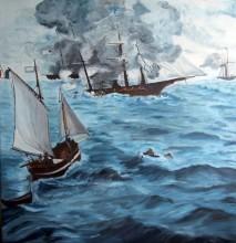 Bitwa pomiędzy CSS Alabama i USS Kearsarge